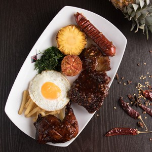 DRAGON'S MIXED GRILL