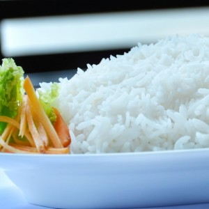 BASMATI STEAMED RICE