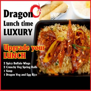 DRAGON LUNCH TIME LUXURY