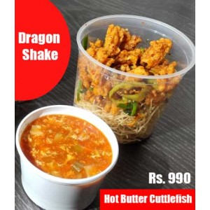 DRAGON SHAKE - HOT BUTTER CUTTLEFISH