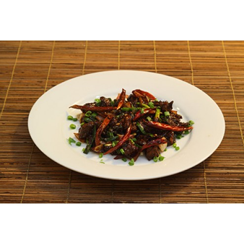 KAN KUNG WITH BEEF