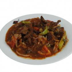 DRAGON'S DEVILLED BEEF