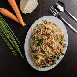 MIXED FRIED NOODLES