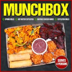 Dragon Munchbox(Serves 4)