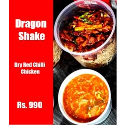 DRAGON SHAKE - CHICKEN