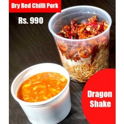 DRAGON SHAKE - PORK