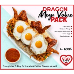 Dragon Mega Value Pack
