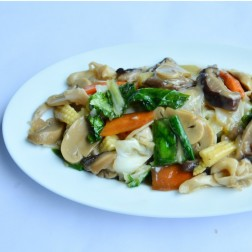 MIXED VEGETABLE, MUSHROOM & BABY CORN